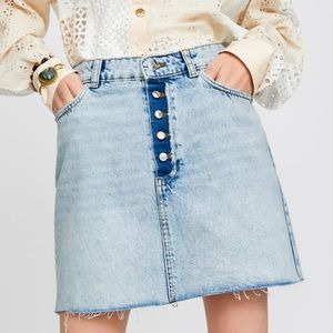 Zara Mini Skirt NWT
